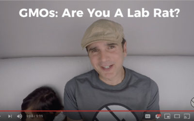 GMOs – Are You A Lab Rat?